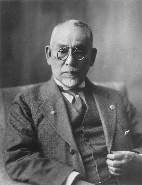 明治時代に活躍した1人 後藤新平